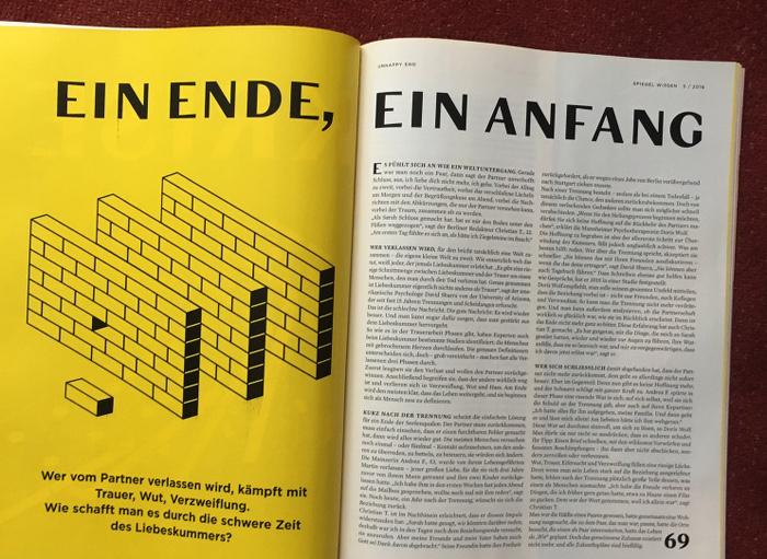 """""""Der Spiegel Wissen"""""""