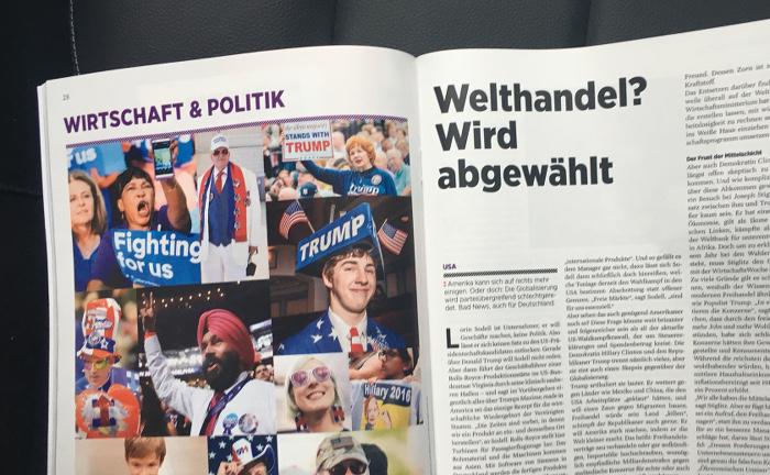 """""""Wirtschaftswoche"""" Nr 42/2016"""