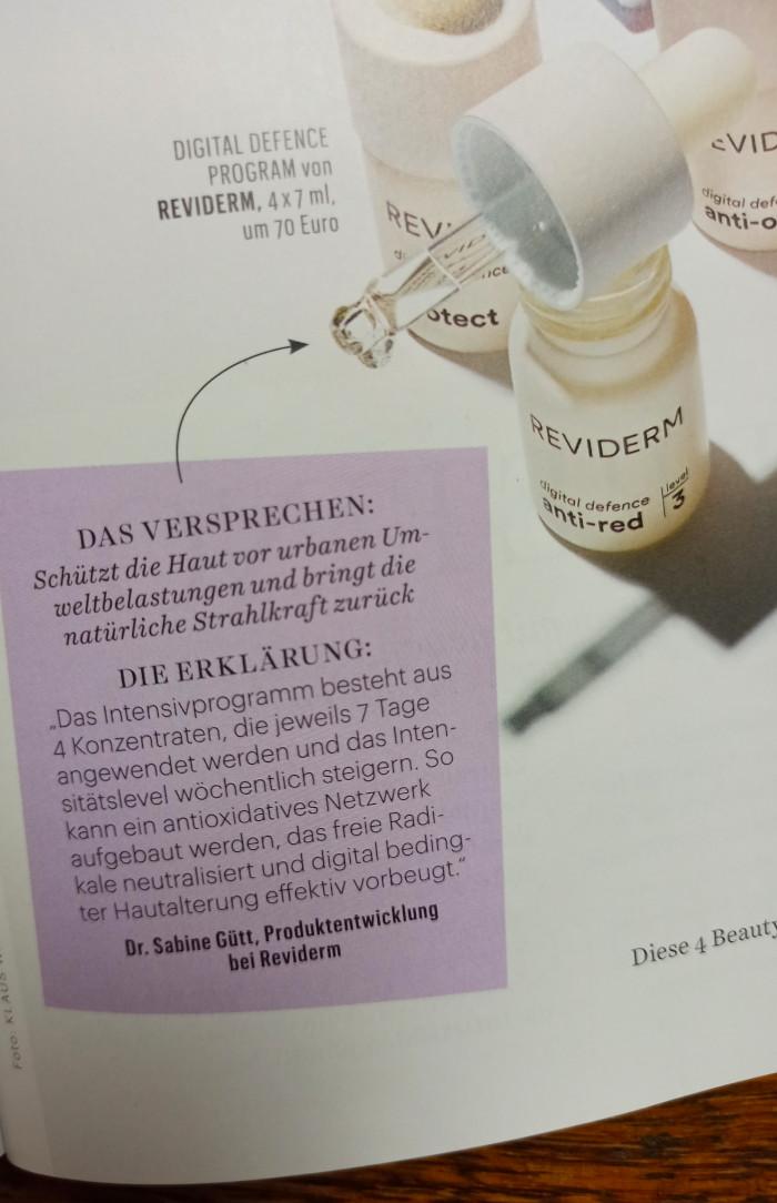 Wow-Produkte in Women's Health, Ausgabe 03-2020
