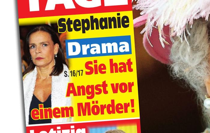 Stephanie - Drama - Sie hat Angst vor einem Mörder!